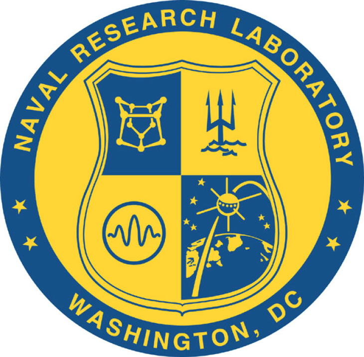 Logo Naval Research Laboratory